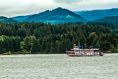 River Boat - Columbia River