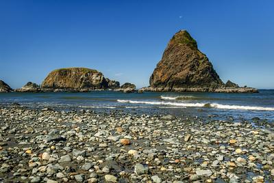 Whalehead Rock, Samuel H. Boardman State Park, Oregon