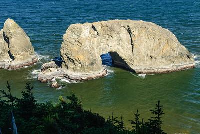Arch Rock, Samuel H. Boardman State Park, Oregon