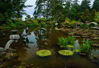 Shore Acres State Park, Oregon