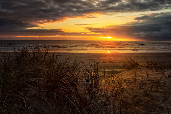 Heceta Beach Sunset