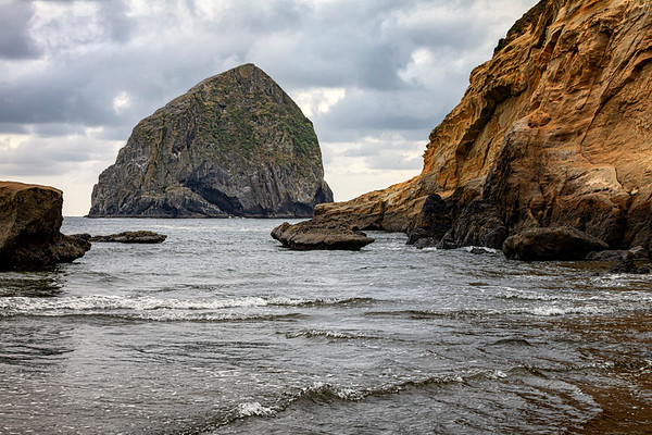 Haystack Rock at Cape Kiwanda