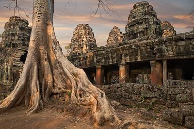 Banteay Kdei, Angkor Wat, Cambodia