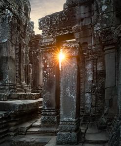 Bayon, Angkor Wat Archaeological Park, Cambodia
