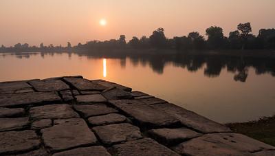 Srah Srang, Angkor Wat Archaeological Park, Cambodia
