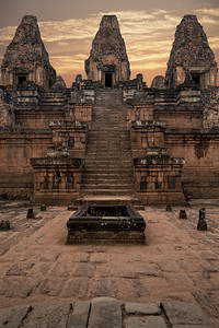 Pre Rup, Angkor Wat Archaeological Park, Cambodia