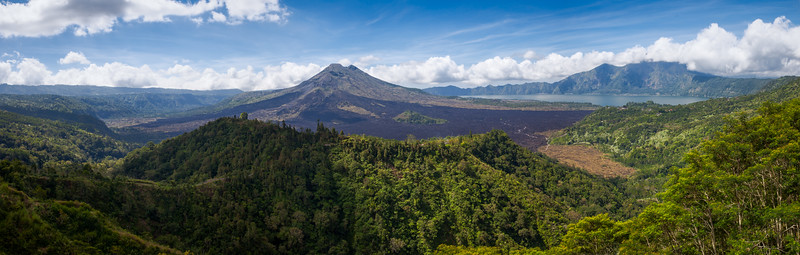 Mt. Batur, Bali, Indonesia