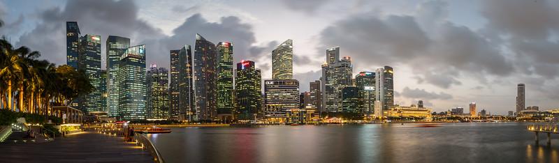 Business District, Singapore