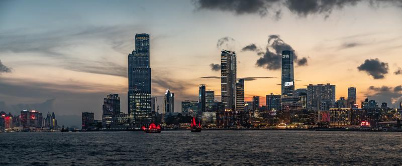 Tsim Sha Tsui East, Hong Kong, SAR China