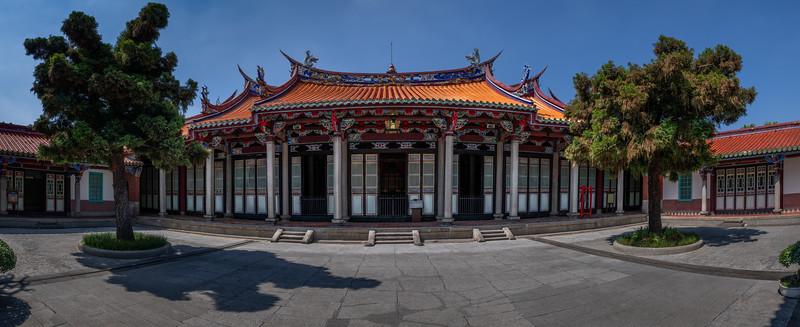 Confucius Temple, Taipei, Taiwan