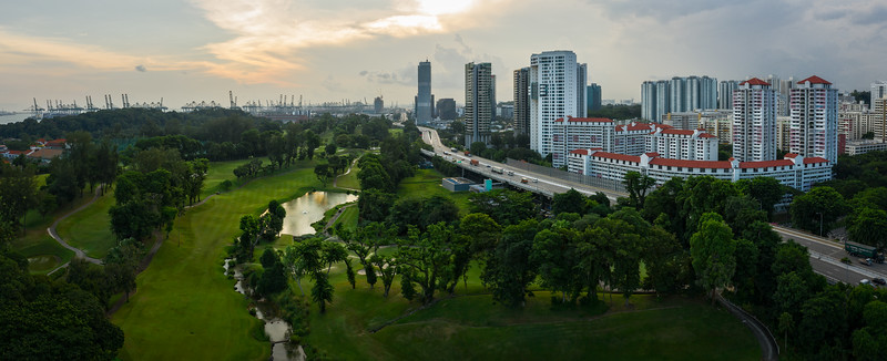 Keppel Golf Course, Singapore