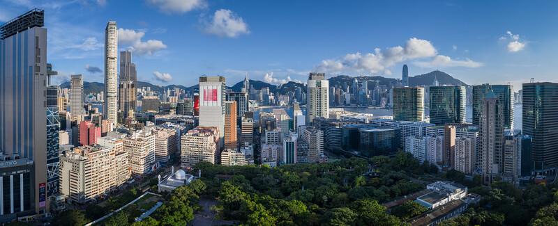 Kowloon Peninsula, Hong Kong, SAR China