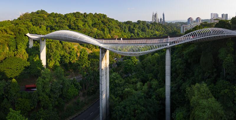 Henderson Wave Bridge, Singapore