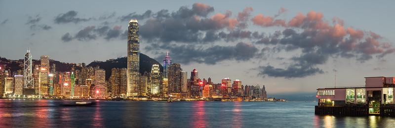 Victoria Harbour, Hong Kong,  SAR China