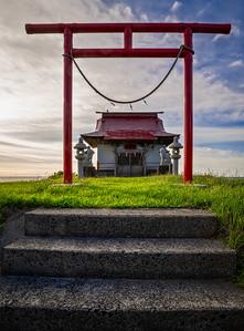 Kasuga Torii, Hokkaido, Japan