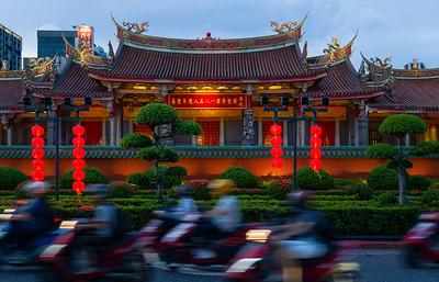 Hsing Tian Kong Temple, Taipei, Taiwan