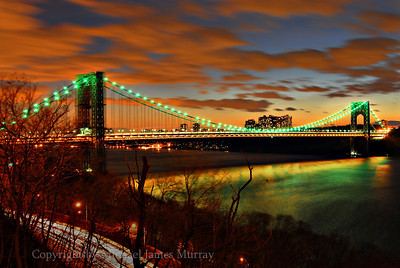 George Washington Bridge, New York City