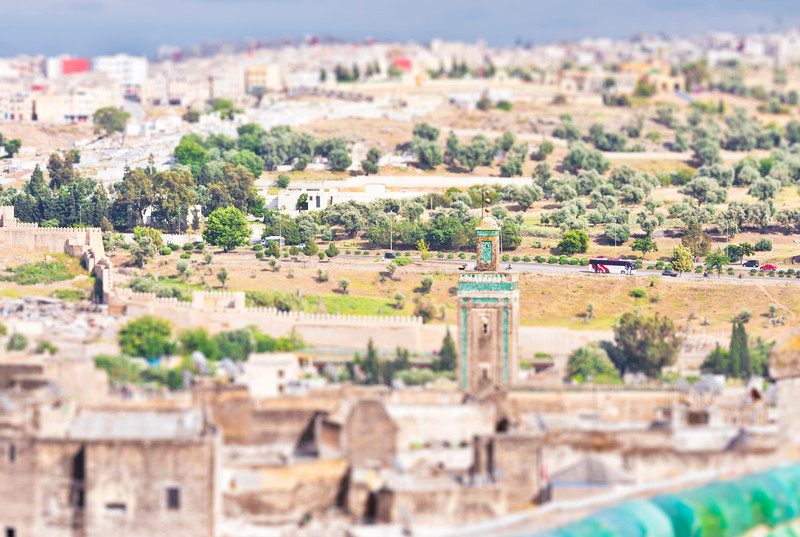 Fes Hills - Fes, Morocco