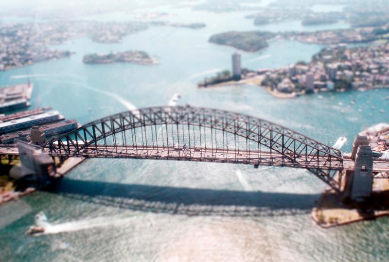 Sydney Bridge - Sydney, Australia