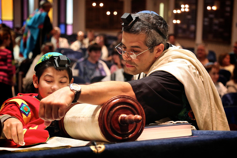 Bar Mitzvah, Pride of Israel, Toronto, 2013 © Michel Botman Photography