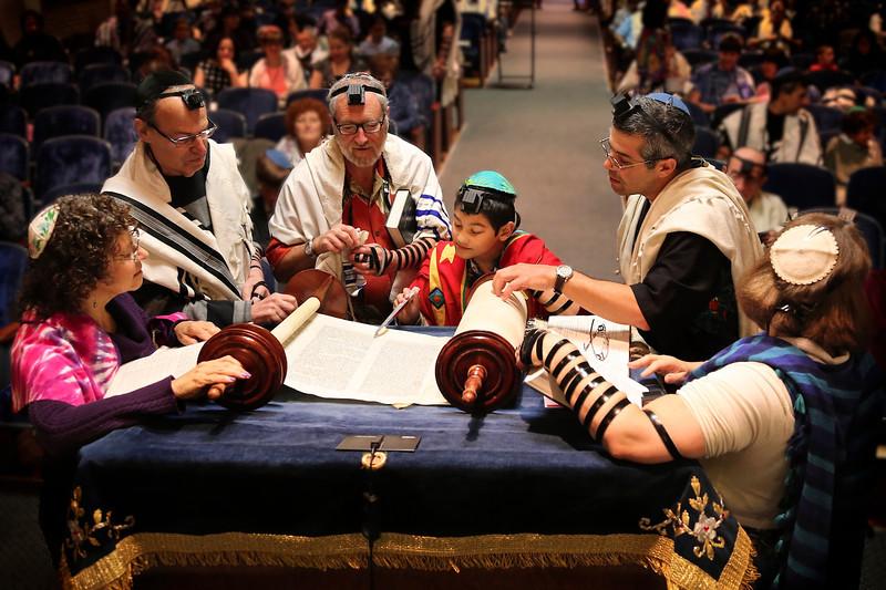 Bar Mitzvah, Pride of Israel, Toronto, 2013 © Michel Botman Photography