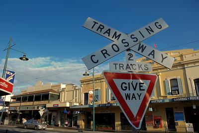 Tramway Crossing