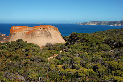 Remarkable Rocks auf Kangaroo Island in Südaustralien