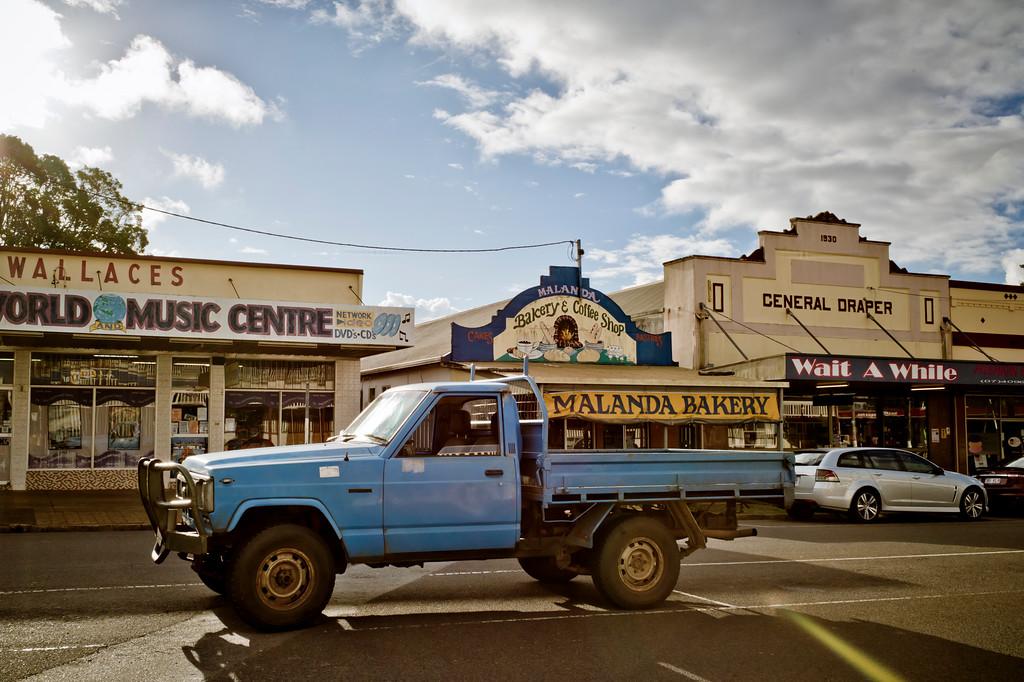 Pick-up Truck