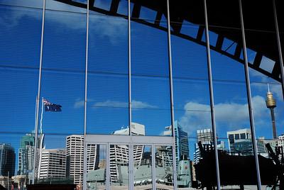 Sydney im Spiegel