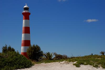 Leuchtturm in Geraldton