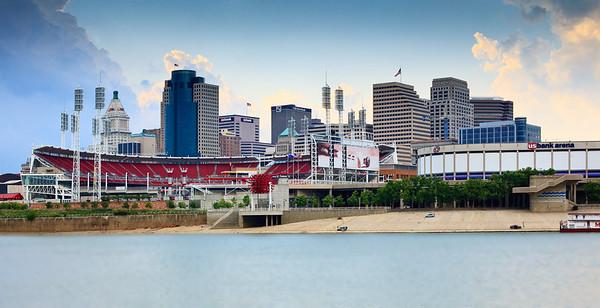 Cincinnati,Ohio B&B Riverboat