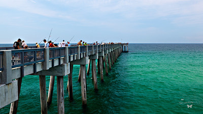 Fishing Pier Photo