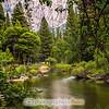 Merced River Through Yosemite Valley