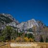 Yosemite Falls Supermoon