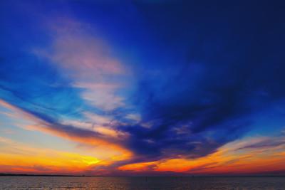 Baytowne Wharf Sunset