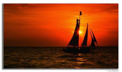 Fiery Sail
