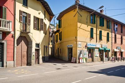 italienische Ortschaft