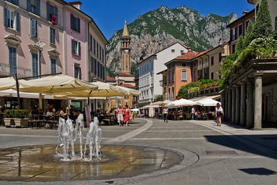 Altstadt von Lecco