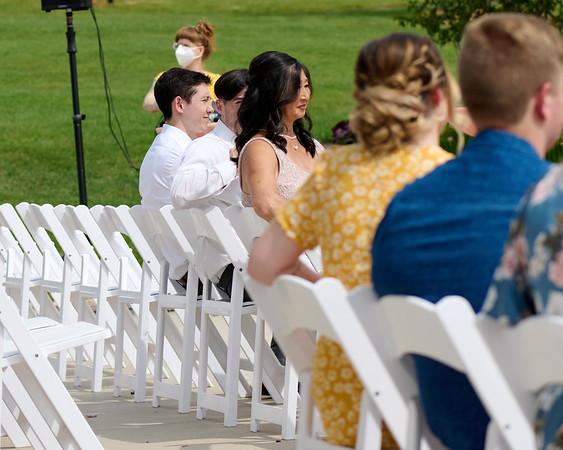 Melissa and Jeff Wedding.