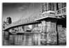 Roebling Suspension Bridge Photo