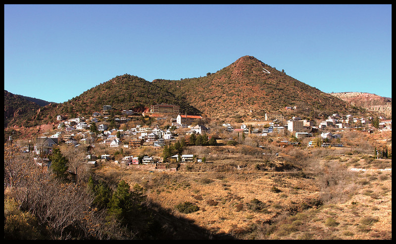 The Old Mining Town