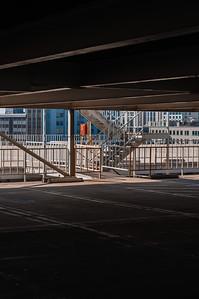 LA parking garage