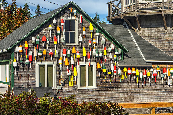 Lobster Trap Markers