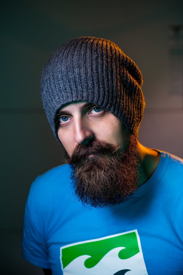 Bearded Self @ 34