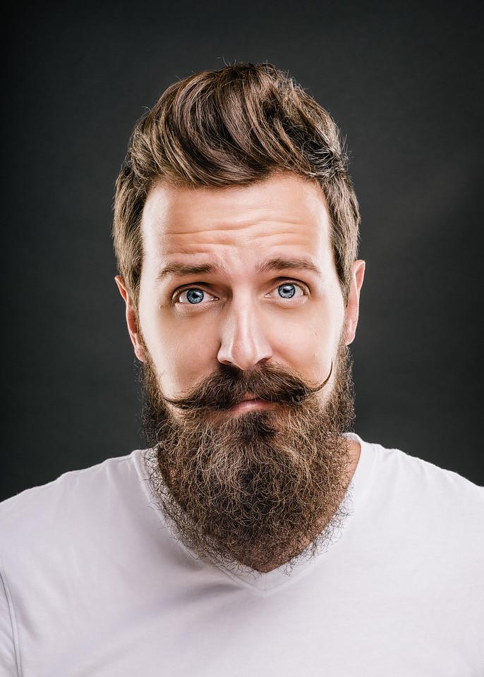 Bearded Selfie