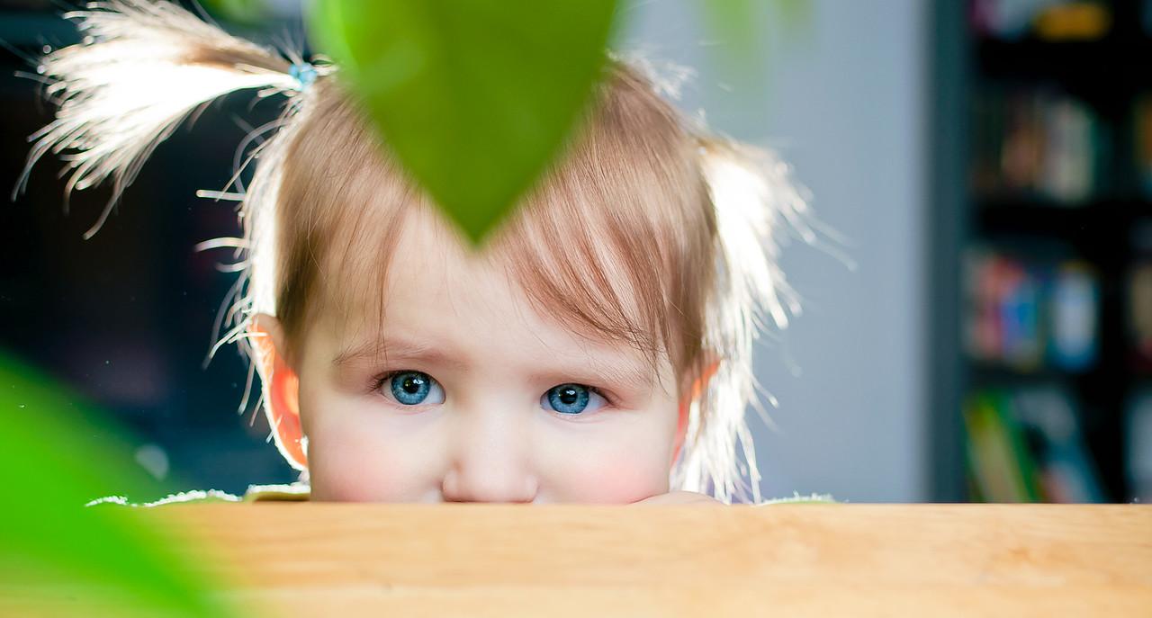 Pigtail Peek-a-boo
