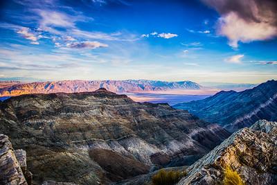 Aguereberry Point, Death Valley