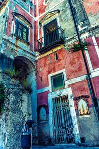 Doorway, Ravello, Italy