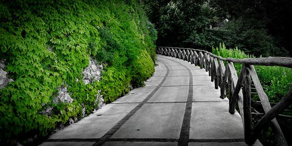 Pathway to Monastero Di S. Chiara, Ravello, Italy