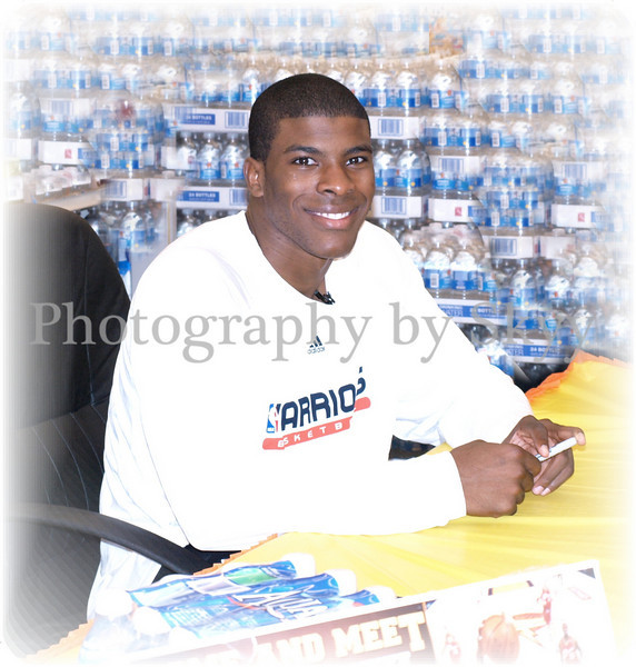 Kelenna Azubuike ... Golden State Warriors